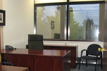 Office View | Executive Suite Offices